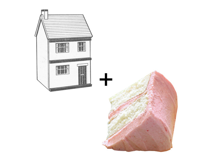Cake + House