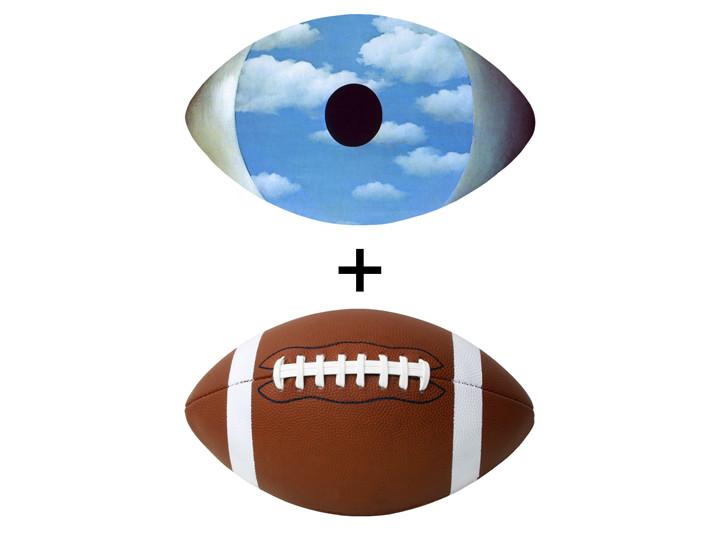 Eyeball+Football