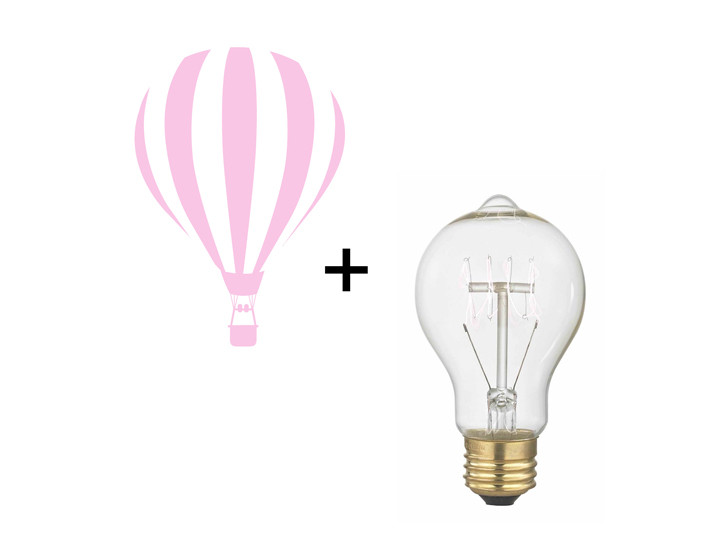 HotAirBalloon+LightBulb